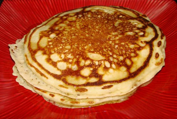 About This Recipe -   Pancakes