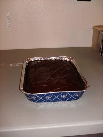 Chocolate Mayonnaise Sheet Cake