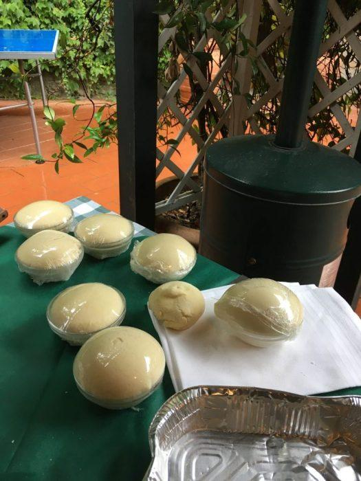 Monstrous dough balls