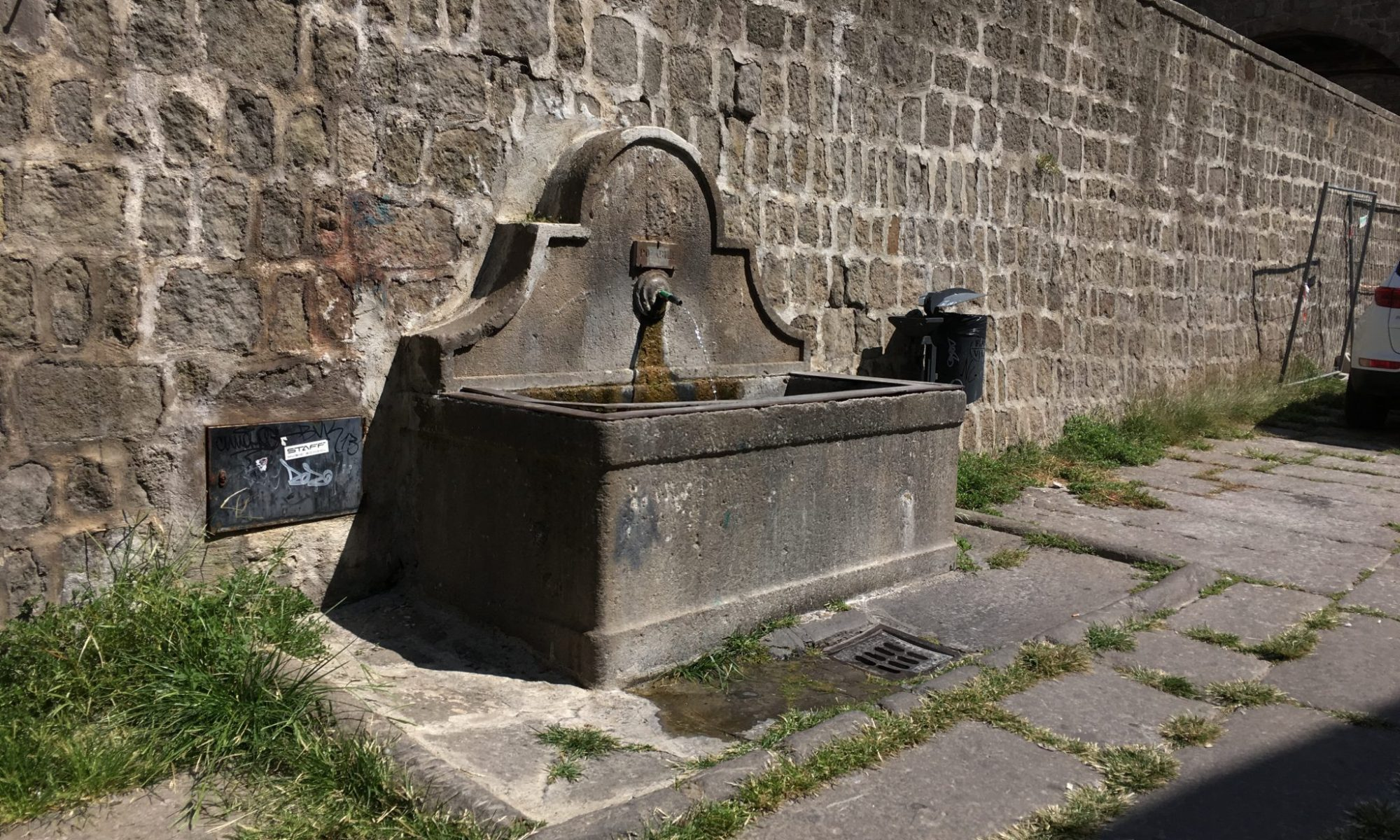 Fountain in Viterbo