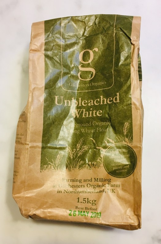 Gilchesters Organics strong white flour