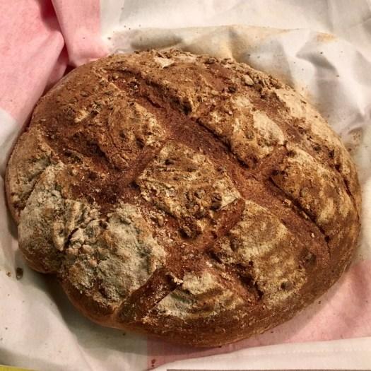Experimental bread