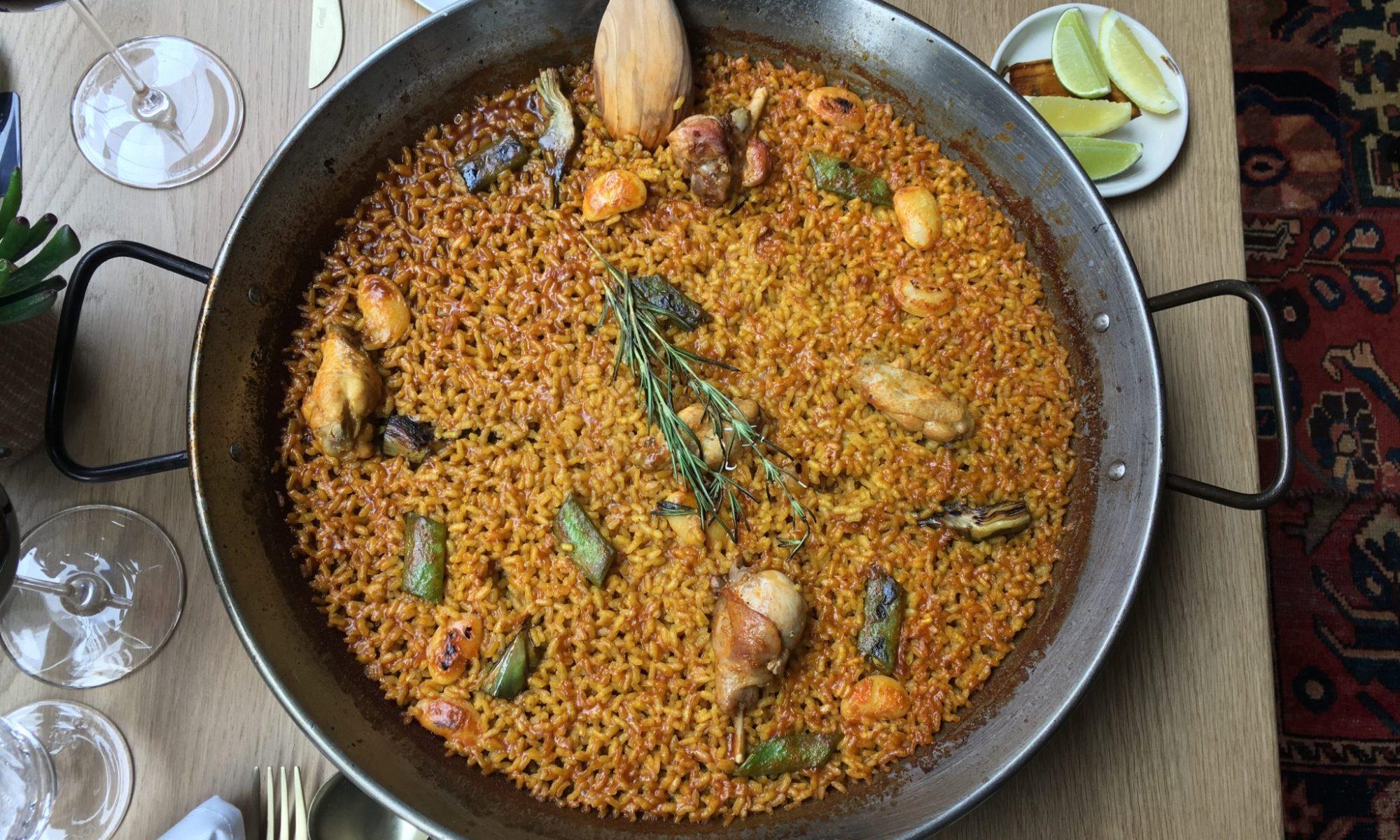 arros QD traditional paella