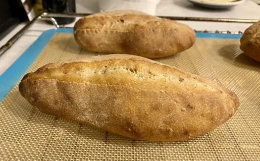 Saint Anthony's buns