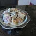 Creamy and Tangy Potato Salad