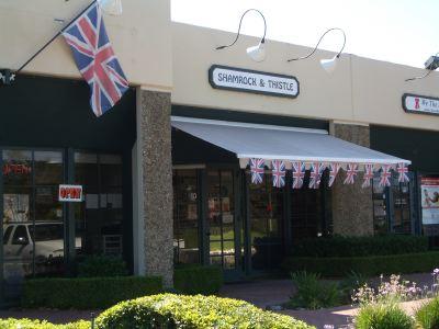 Shamrock & Thistle's Storefront