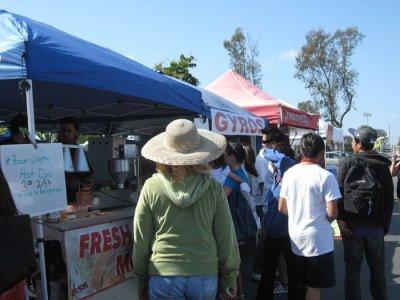Mira Mesa Farmer's Market - Food Stalls