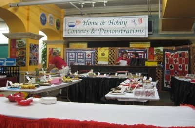San Diego County Fair - Cupcakes & Muffins Contest