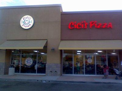 Cici's Pizza - San Diego, CA