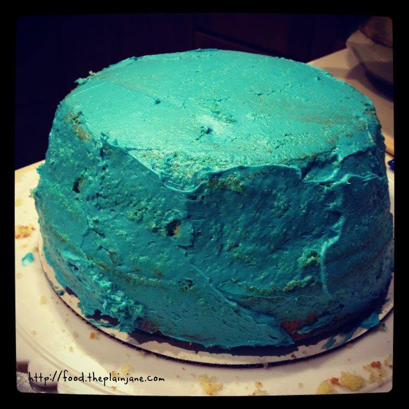 Pleasing Little Big Planet Birthday Cake This Tasty Life Birthday Cards Printable Riciscafe Filternl