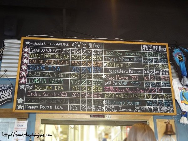 ballast-point-beer-menu
