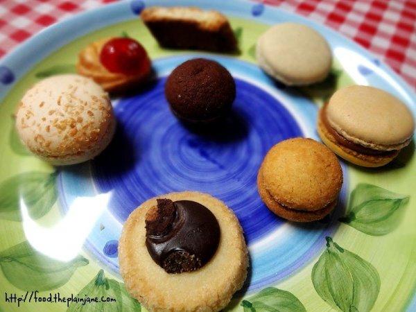 various-cookies