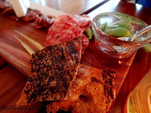 squid-ink-crackers-meat-board