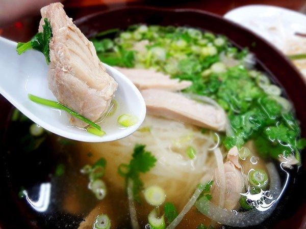 Chicken Pho - Spotted Cow Viet Kitchen