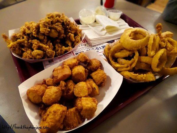 Fresh Fried Seafood - SS Lobster, Fitchburg, MA