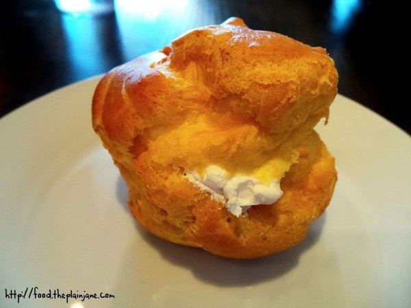 Cream Puff - Naseems Bakery and Cafe - San Diego, CA