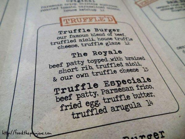 truffle-burgers-menu