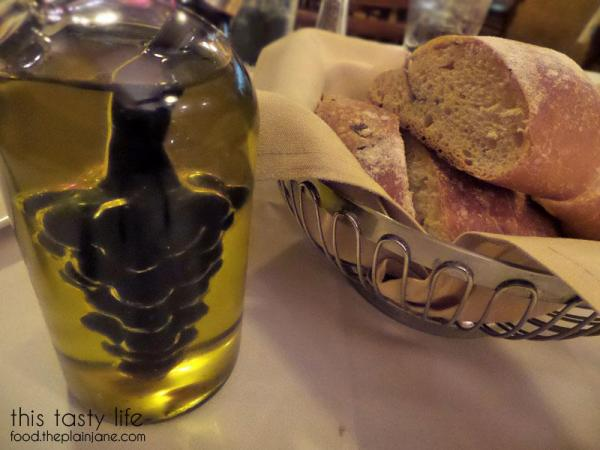 Bread and Olive / Italianissimo Trattoria - Chula Vista, CA