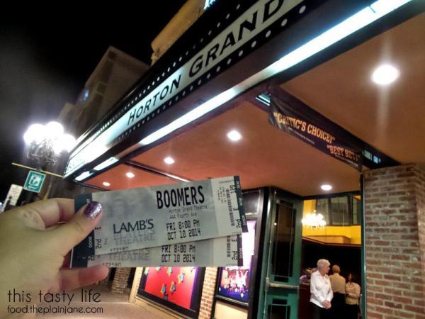 Boomers Musical - San Diego, CA