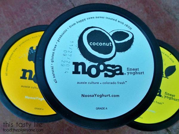 Coconut Noosa Yoghurt