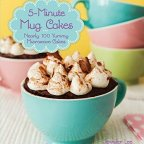 5 Minute Mug Cakes cookbook giveaway
