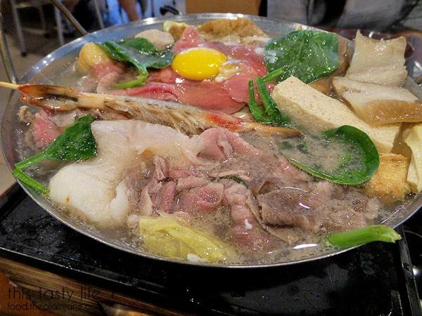 House Special Hot Pot / QT Pot - Mira Mesa, San Diego / This Tasty Life