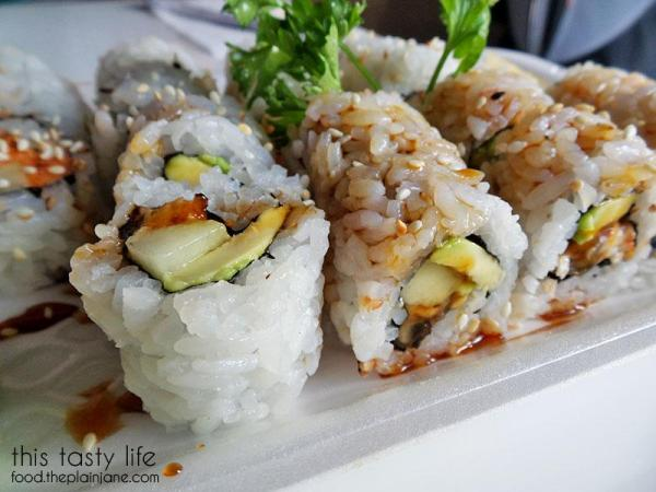 Eel Roll - Deli Sushi and Desserts in San Diego / This Tasty Life