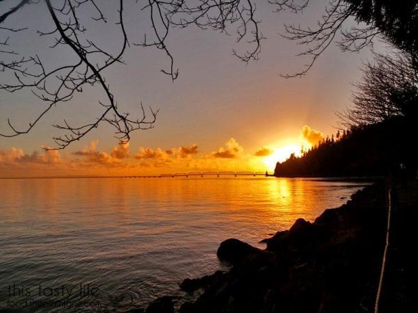 sunset-oregon-washington