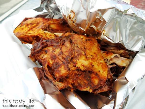 Grilled Marinated Chicken | Jose's Pollos - San Diego, CA