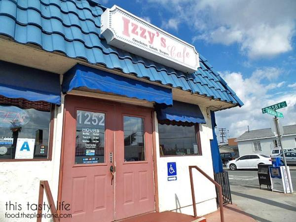 Izzy's Cafe in El Cajon | This Tasty Life