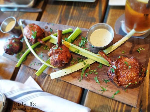Buffalo Buttermilk Chicken Lollipops - Draft Republic | San Diego, CA