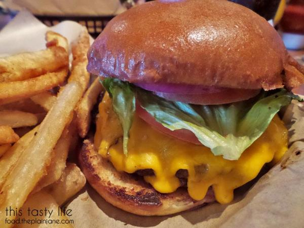 House Burger at Callahan's | San Diego Burger Week 2015