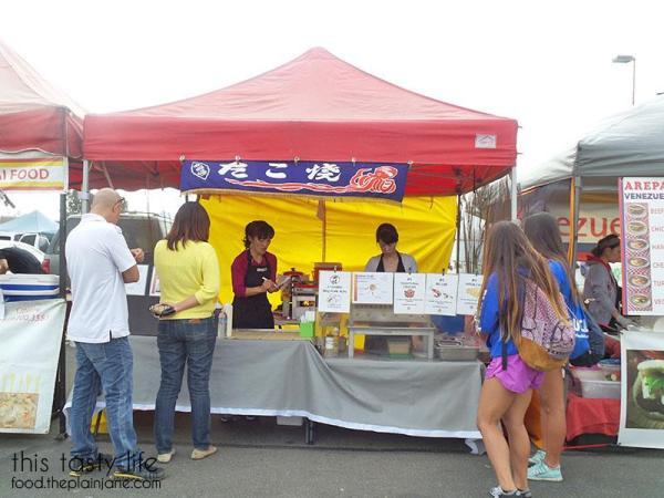 takoyaki-stand
