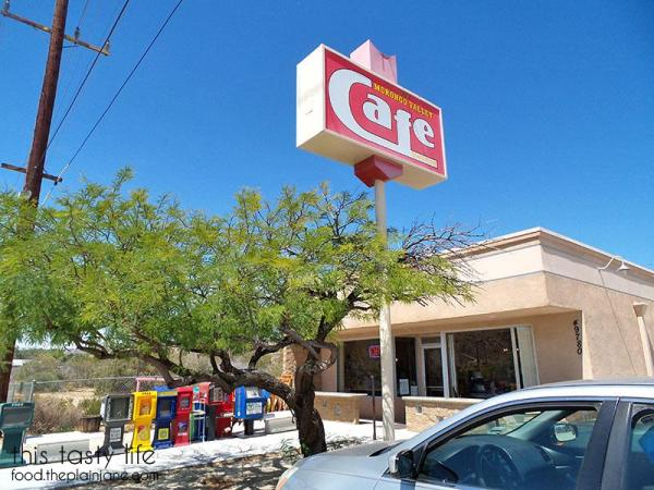 Morongo Valley Cafe