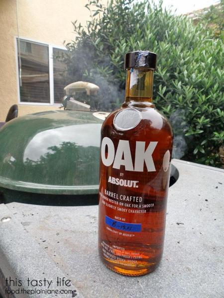 oak-absolut-vodka-smoking-grill