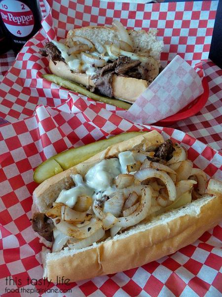 Cheesesteaks at The Grove Grinder Sandwich Shop | Lemon Grove - San Diego, CA