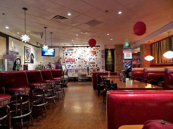 Inside Fat Choy   Las Vegas, NV