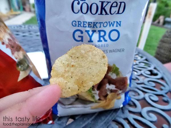 Greektown Gyro Lays Chips