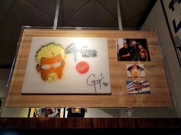 Guy Ate Here. Isn't that nice. - Fat Choy   Las Vegas, NV