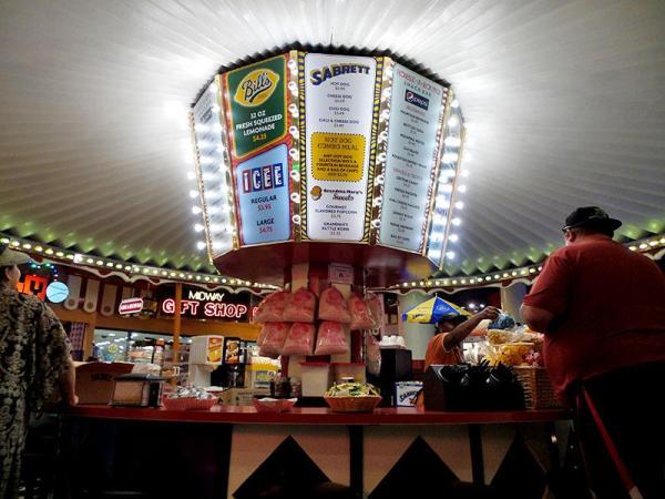 horse-around-snack-bar-circus-circus