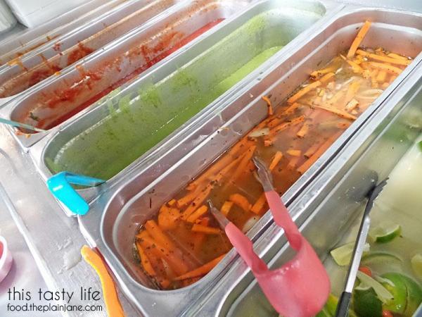 Hot Carrots - El Cilantro Mexican Restaurant   Imperial Beach, CA