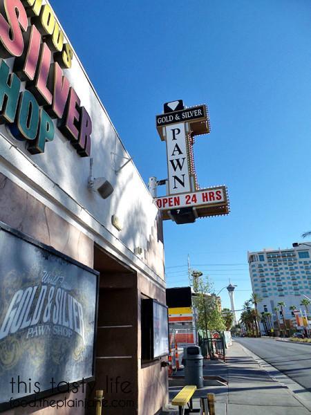Pawn Stars Exterior | Last Vegas, NV