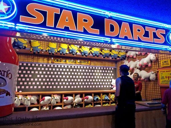 star-darts