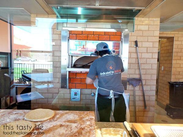 focaccia-into-oven