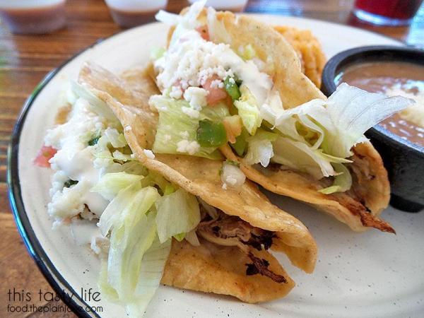 Beef Taco Closeup | Mama Testa Tacqueria - San Diego, CA