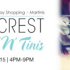 Taste n' Tinis in Hillcrest on December 10th, 2015