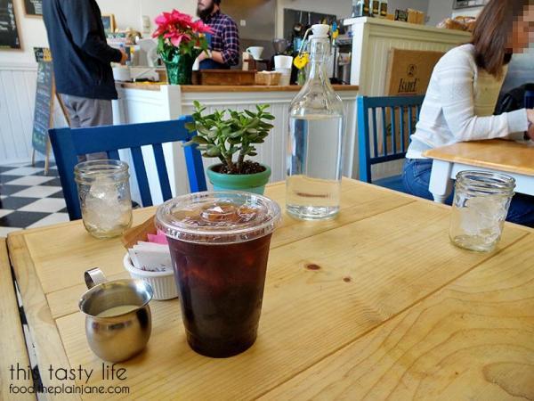 Cold Brew at Sunny Side Kitchen - Escondido, CA