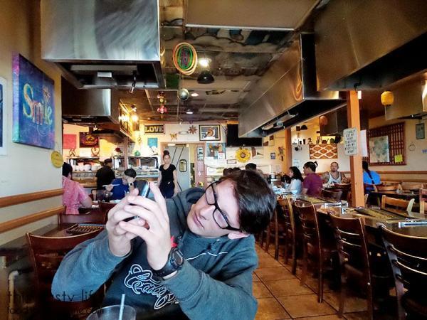 Interior | Jeong Won Korean BBQ Buffet - San Diego, CA