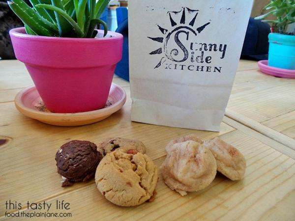 Cookies at Sunny Side Kitchen - Escondido, CA