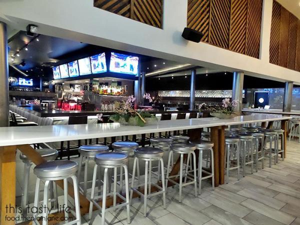 Interior bar at Blush Ice Bar | San Diego, CA